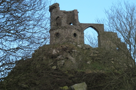 The Folly at Mow Cop
