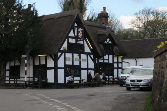 The White Lion, Barthomley